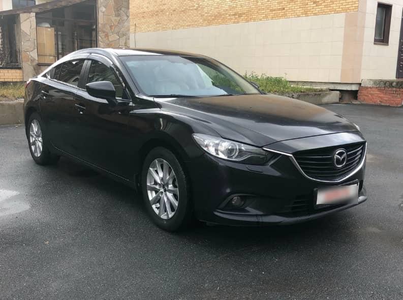 Деньги под залог Mazda