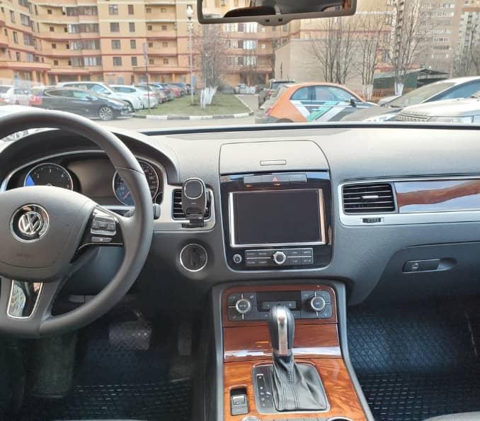 Деньги под залог авто Volkswagen Touareg