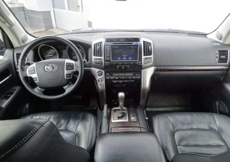 Деньги под залог Toyota Cruiser